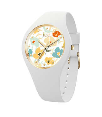 Ice Watch Ice Flower - Pastel floral - Small - 019204