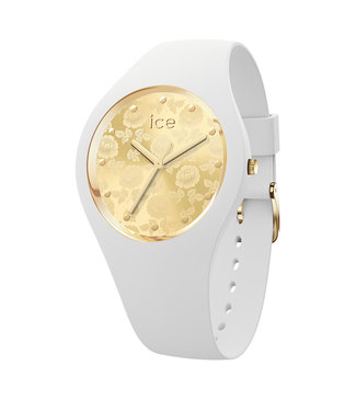 Ice Watch Ice Flower - White chic - Small - 019205