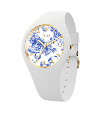 Ice Watch Ice Blue - White porcelain - Small - 019226
