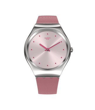 Swatch Rose Moire SYXS135
