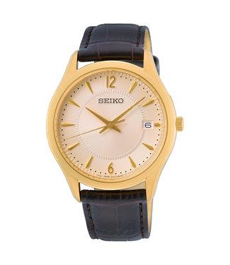 Seiko Classic heren horloge SUR472P1