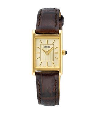 Seiko Classic Rectangle dames horloge SWR066P1