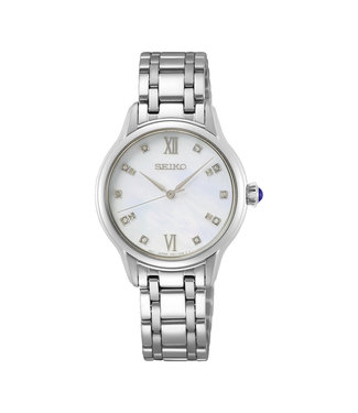 Seiko Classic Diamonds dames horloge SRZ537P1