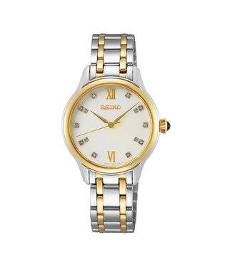 Seiko Classic Diamonds dames horloge SRZ540P1