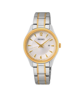 Seiko New Link dames horloge SUR474P1