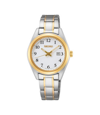 Seiko New Link dames horloge SUR466P1