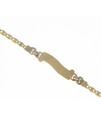 Willems Creations armband 18kt Identiteit 147448