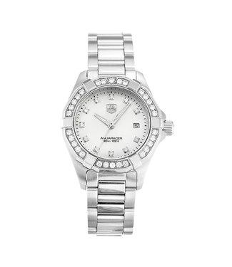 Tag Heuer Aquaracer dames horloge Diamond Dial and Bezel WAY1414.BA0920