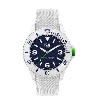 Ice Watch Ice Sixty Nine - SOLAR - White Blue - Medium - 019546