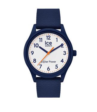 Ice Watch Ice Solar Power - Blue Small - Mesh Strap - 018480