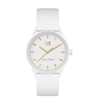 Ice Watch Ice Solar Power - White gold - Small - 018474