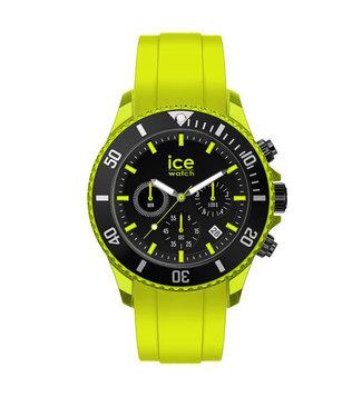 Ice Watch Ice Chrono - Neon Yellow - Extra Large - 019843