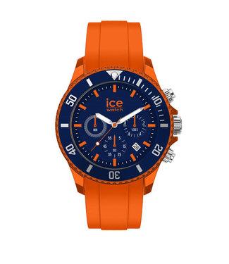 Ice Watch Ice Chrono - Orange Blue - Extra Large - 019845