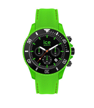 Ice Watch Ice Chrono - Neon Green - Large - 019839