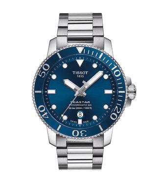 Tissot Seastar 1000 Powermatic 80 heren horloge T1204071104103