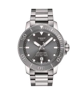 Tissot Seastar 1000 Powermatic 80 heren horloge T1204071108101