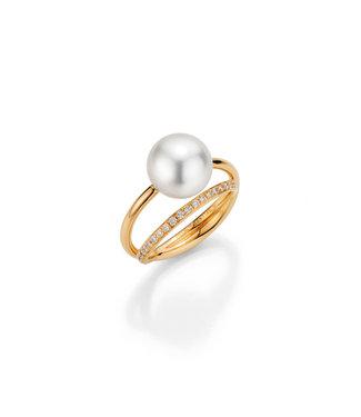 Gellner Pearls ring Passion Design 5-22430-02