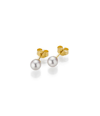 Gellner Pearls oorbellen 18kt parel 5-22535-01
