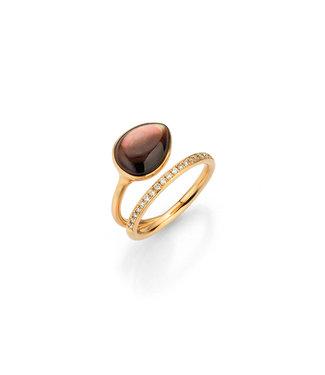 Gellner Pearls ring Melange 5-23428-02