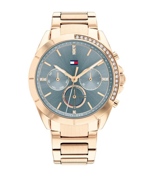 Tommy Hilfiger Kennedy dames horloge 1782386