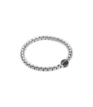 Fope armband Eka witgoud 701B PAVENXL