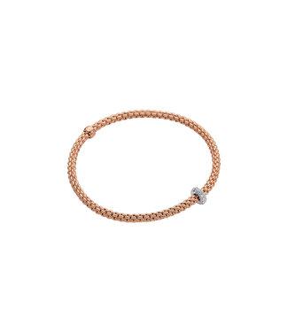 Fope armband Prima roosgoud 745B BBRM