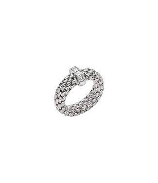 Fope ring Vendome witgoud AN584 BBRM