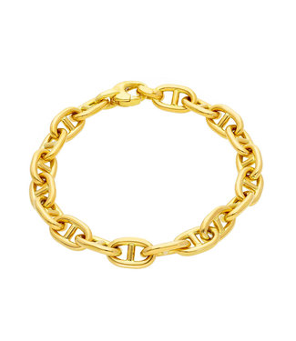Willems Creations armband 18kt geelgoud 233826