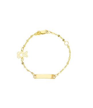 Willems Creations armband Identiteit 18kt 253538