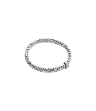 Fope armband witgoud Vendome Flex'it 584B BBRL