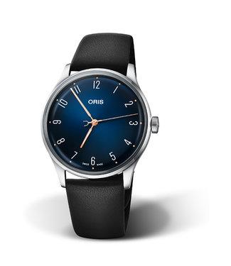 Oris Artelier James Morrison AoM Limited Edition heren horloge 0173377624085-SET