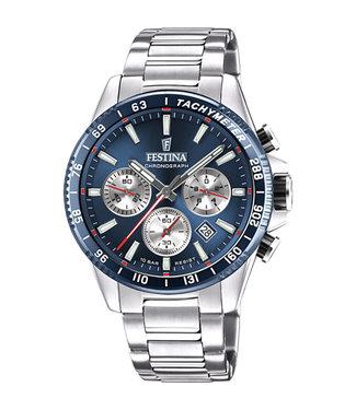 Festina Timeless Chronograph heren horloge F20560/2