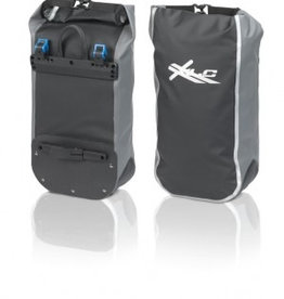 XLC XLC Pannier Bag Black/Grey
