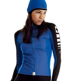 ASSOS Assos Jersey Intermediate EVO Ladies Blue Large