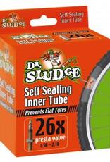 DR SLUDGE Dr. Sludge Self Sealing Inner Tube 26 x 1.75-2.10 Presta Valve