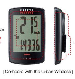 CATEYE Cateye Cycling Computer Padrone+ CC-PA110W