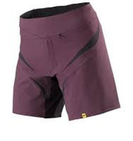MAVIC Mavic Short Set Meadow Women, Plum, XL