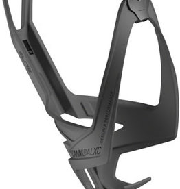 ELITE Elite Cannibal XC Skin Water Bottle Cage, Black Matte