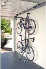 DELTA DELTA Michelangelo Gravity Storage Stand: Holds two bikes