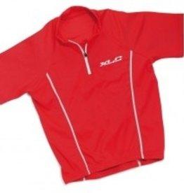 XLC XLC Kids Cycling Jersey Short Sleeve, Red