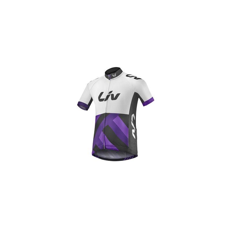 GIANT LIV Kids Cycling Jersey 120-132