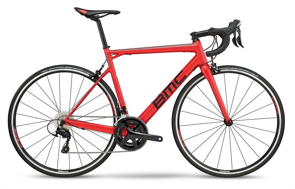 BMC BMC 2018 SLR03 Teammachine 105, 60cm Super Red