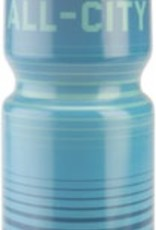 ALL CITY ALL-CITY Insulated Purist Water Bottle: 23Oz, Bright Lines Blue