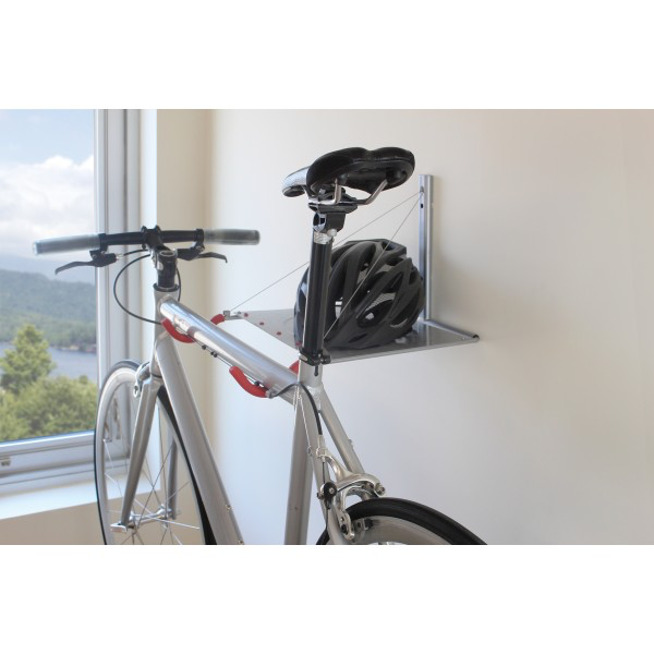 DELT DELTA Monet Single Bike Rack with Shelf