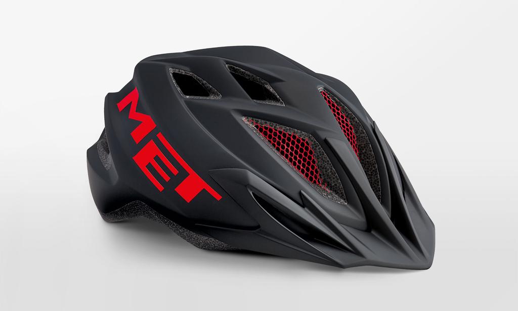 MET MET Helmet Crackerjack 52-57cm