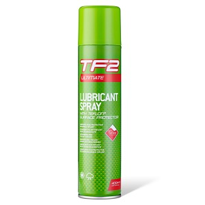 WELDTITE TF2 Ultimate Aerosol Spray with Teflon, 400ml