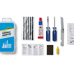 WELDTITE Weldtite Tubeless Repair Kit for External Use