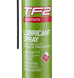 WELDTITE TF2 Ultimate Lubricant Spray with Teflon Surface Protector, Smart Head, 400ml