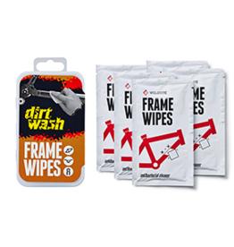 WELDTITE Dirtwash Frame Wipes Pack (4)