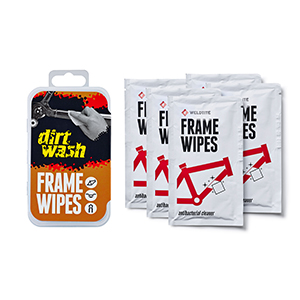 WELDTITE Dirtwash Frame Wipes Pack (4)